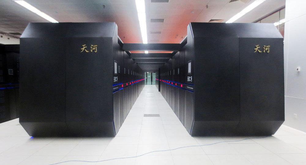 專家:中國在超級計算機領域又朝世界領先地位邁出一步