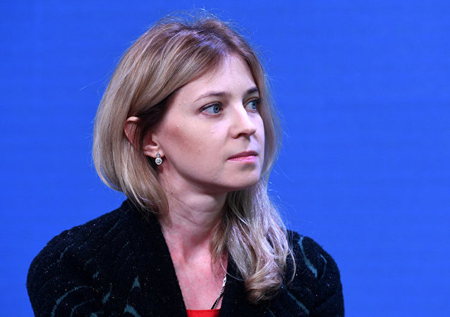 俄羅斯國家杜馬國際事務委員會副主席娜塔莉婭·波克隆斯卡婭