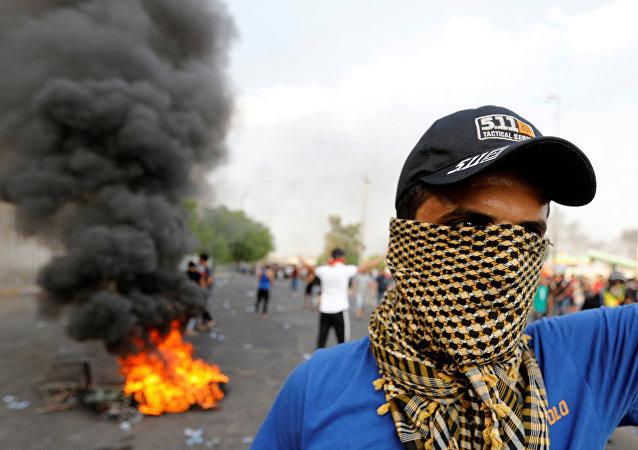 伊拉克議會「行走者聯盟」黨團加入反對派