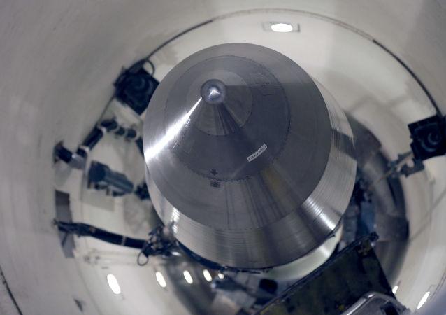 「民兵-3」型洲際彈道導彈