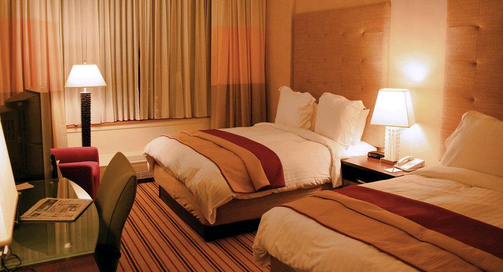專家表示酒店的香皂和洗發液經常被遊客拿走