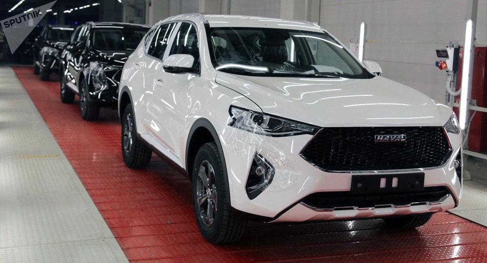 在俄外國汽車企業中「哈弗」公司率先恢復組裝生產