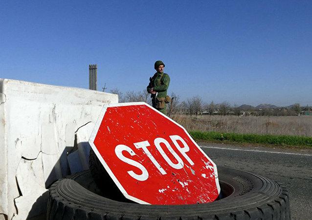 烏克蘭最高拉達稱計劃與俄羅斯商討頓巴斯地位法案