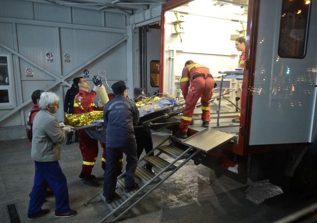 羅馬尼亞收治新冠病毒感染患者的醫院火災致10名使用呼吸機的病人死亡