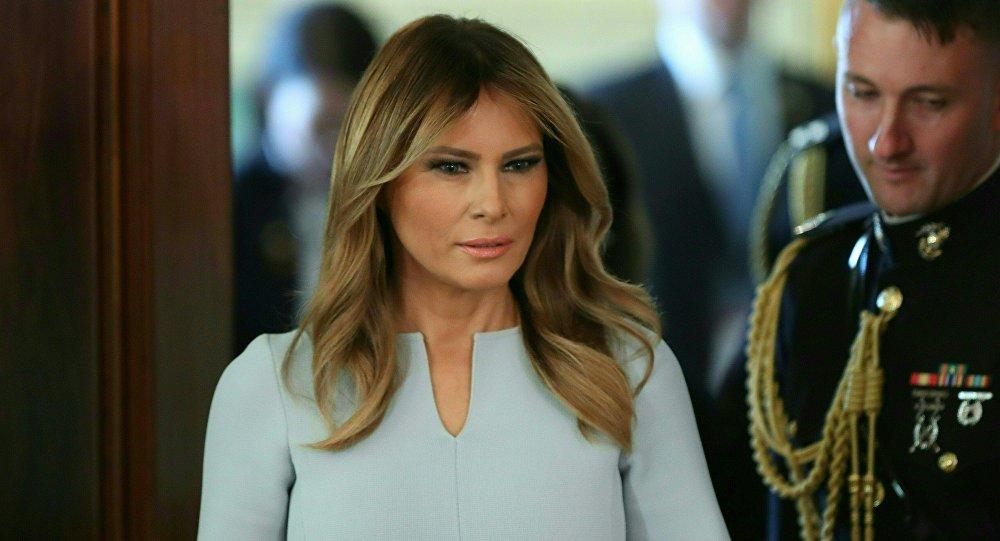 美國總統夫人梅拉尼婭·特朗普