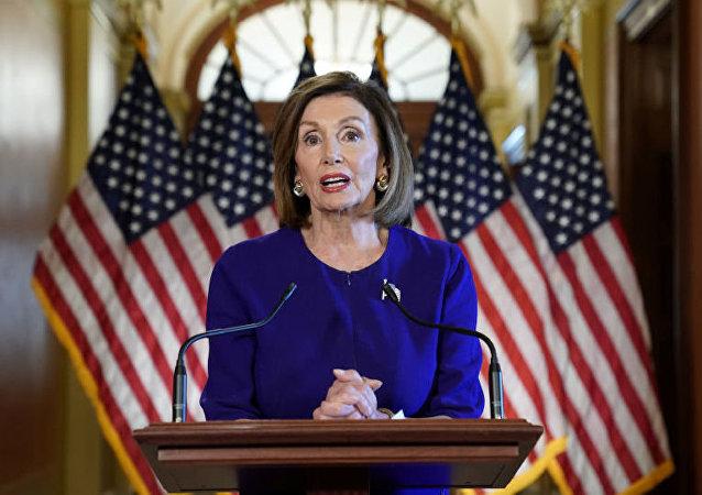 美眾議院議長佩洛西要求移除國會大樓11尊美利堅聯盟國人物雕像