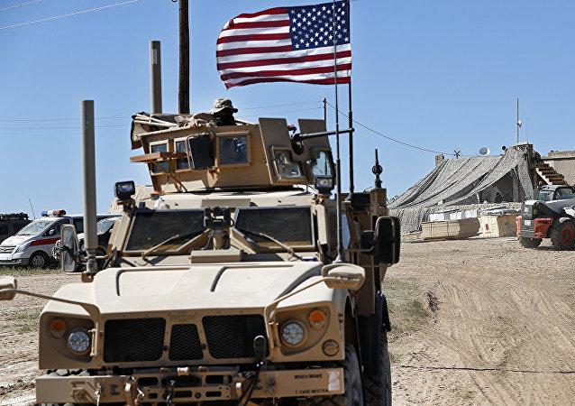 克宮沒有收到美國打算從敘利亞東北部撤軍的通知