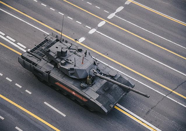 《國家利益雜誌》評出五款俄羅斯最佳坦克