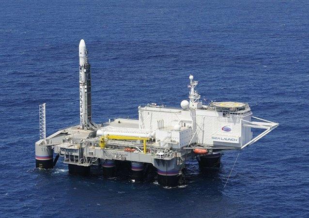 「海上發射」項目浮動航天發射平台