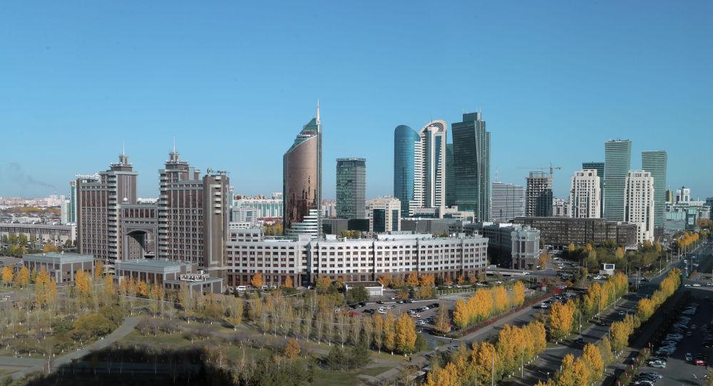 哈薩克斯坦努爾蘇丹