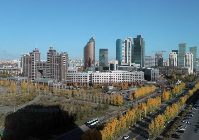 哈薩克斯坦首都努爾蘇丹
