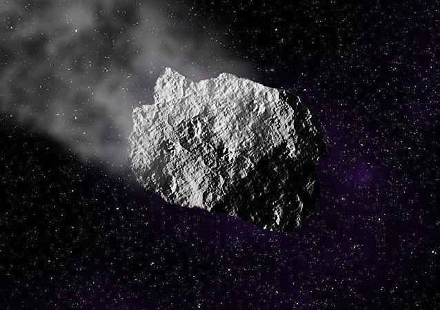 重量超過胡夫金字塔的小行星正向地球飛來