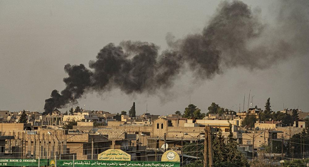 敘民主力量:土空軍在敘北部空襲致2名平民死亡