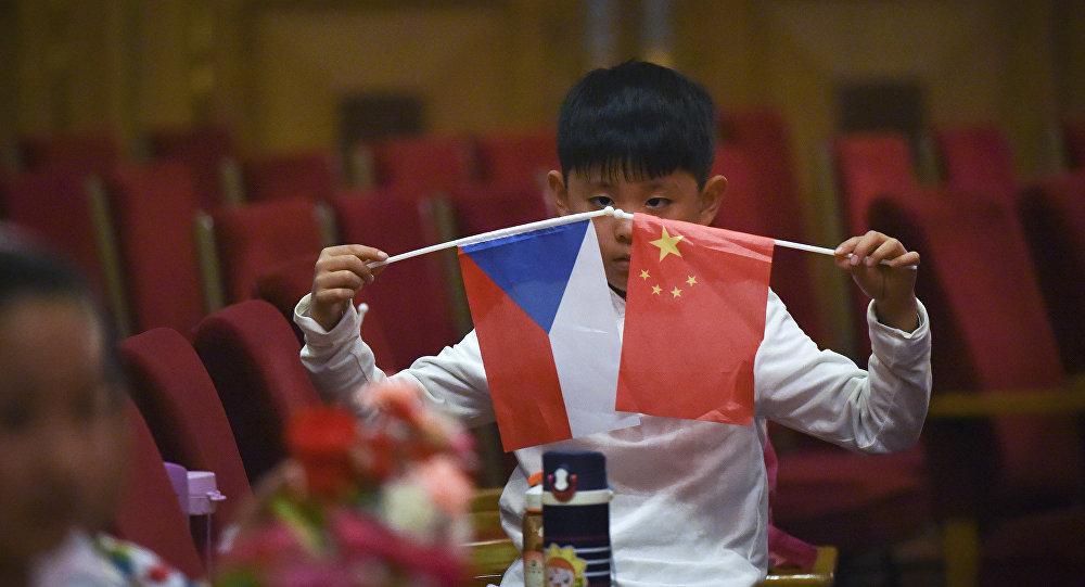 中國使館回應「中國對捷克開展虛假宣傳」指責:純屬造謠污蔑