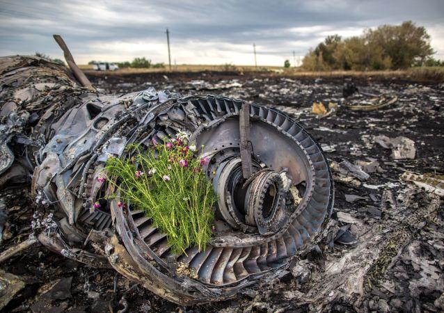 MH17航班空難