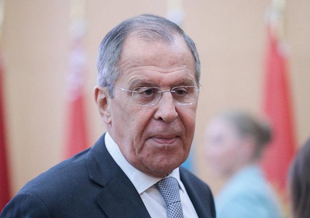 俄外長表示土耳其總統訪俄期間雙方將討論敘利亞問題