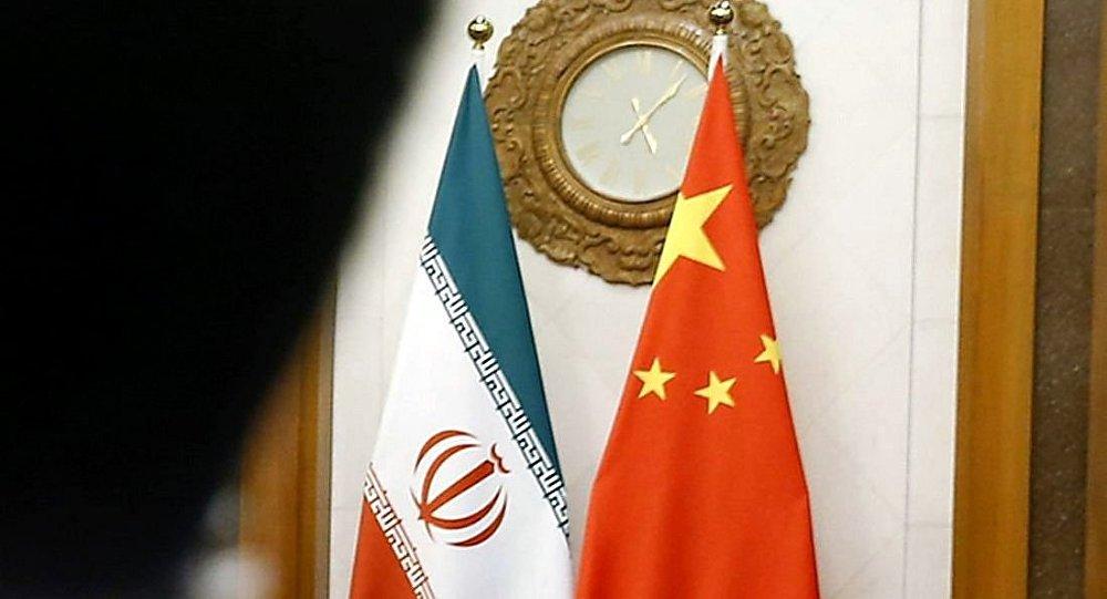 中國外交部談美對伊朗新制裁:使用制裁或以制裁相威脅解決不了問題