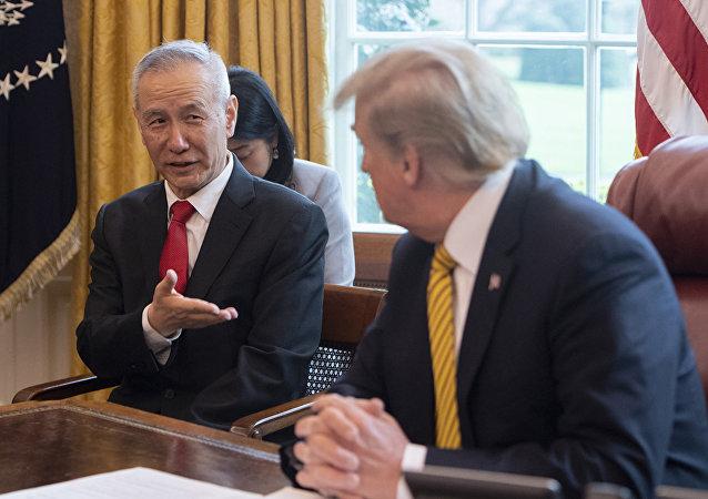 中國有意簽署貿易協議,但特朗普想嗎?