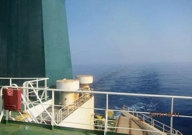伊朗總統稱當局掌握伊油輪在紅海遇襲瞬間的錄像
