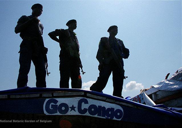 剛果(金)警察