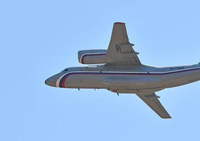 安-72飛機