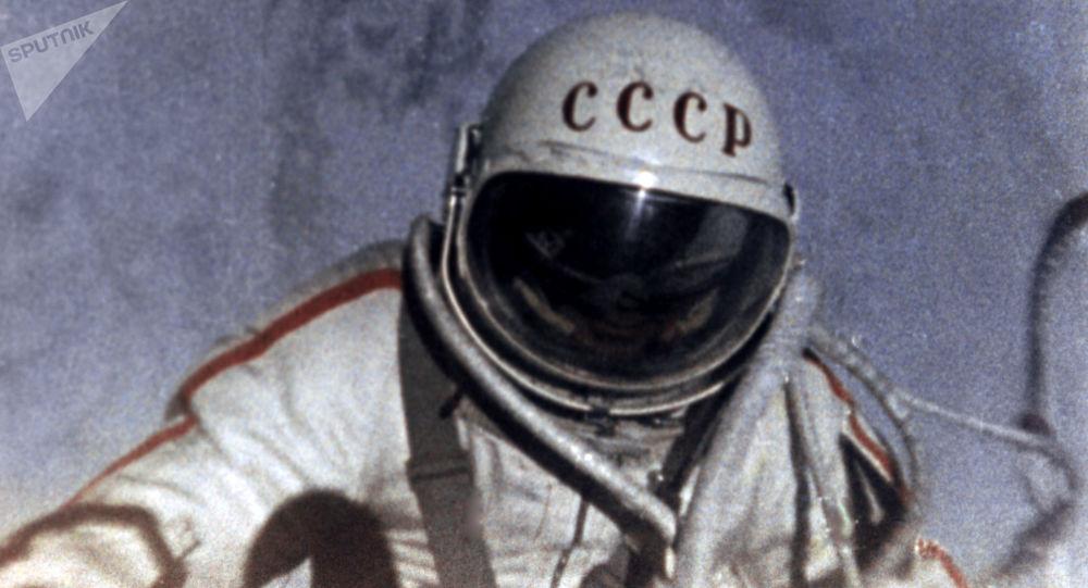 蘇聯宇航員阿列克謝·列昂諾夫
