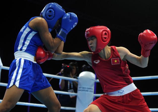 俄羅斯國家隊成為烏蘭烏德女子拳擊世錦賽最佳球隊