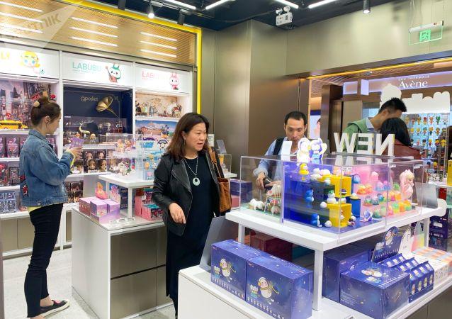 「盲盒」泡泡瑪特將於本週五在香港上市