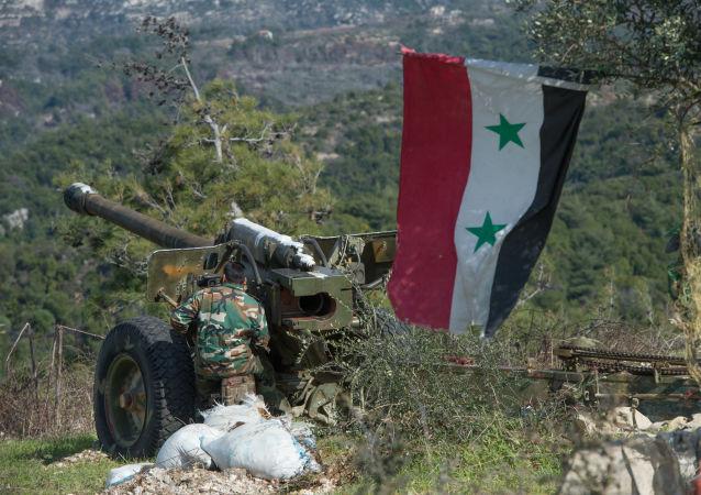 敘利亞政府軍在伊德利卜省東南部展開新的軍事行動