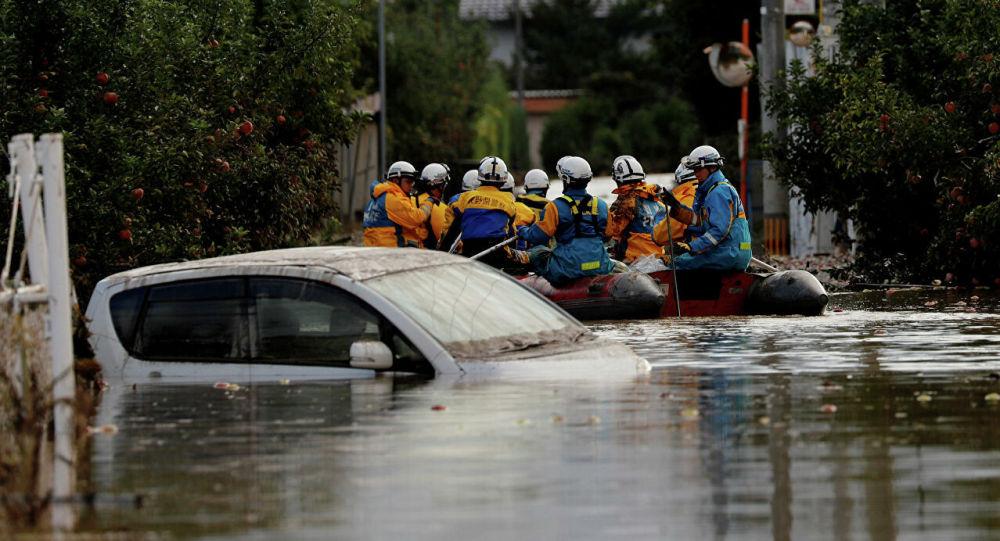「海貝思」颱風致日本遇難人數上升至77人
