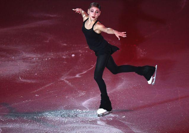 俄羅斯花滑選手阿廖娜·科斯托爾娜婭