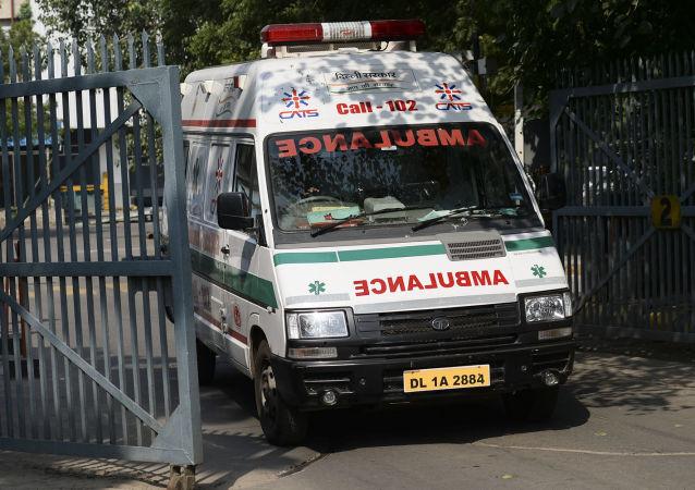 印度急救車
