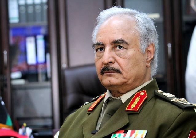 利比亞國民軍元帥哈夫塔爾