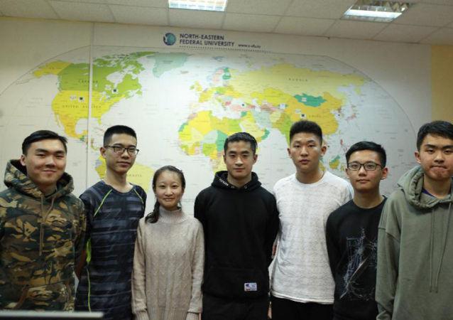 中國學生將在俄羅斯雅庫特學習民族傳統體育項目