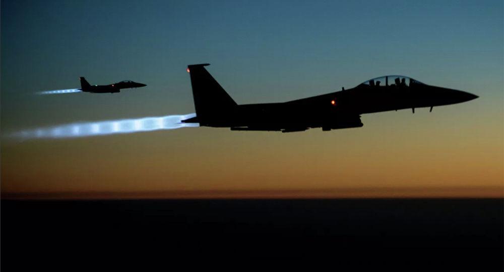 美國空軍 F-15 戰鬥機