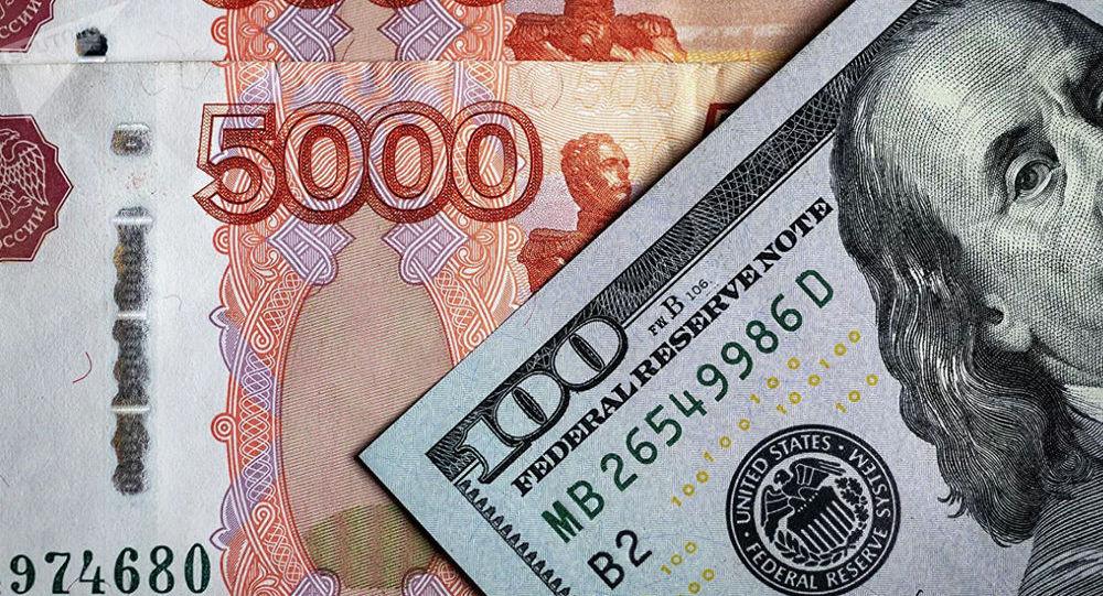 瑞信:俄羅斯盧布被低估 走弱是暫時現象