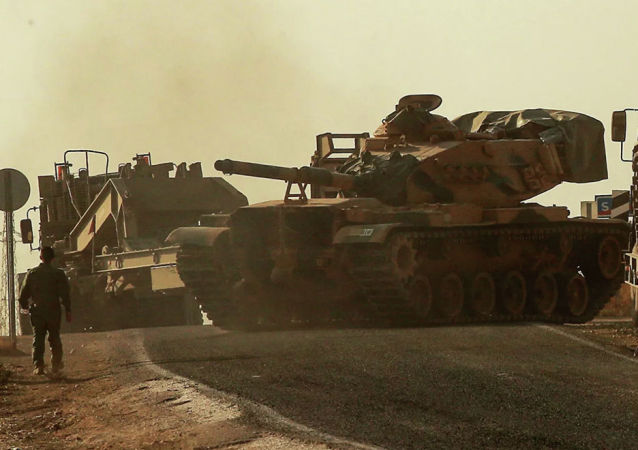 媒體:土耳其空軍襲擊敘利亞東北部致13人死亡 70人受傷