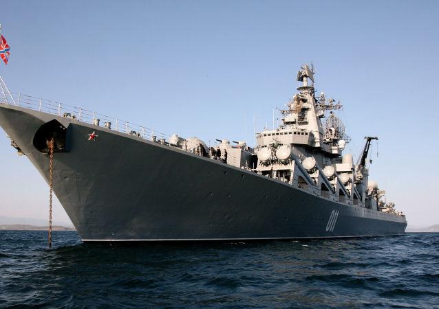 「瓦良格號」導彈巡洋艦