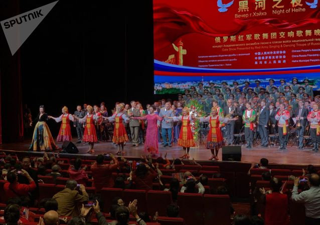俄中將首次舉行在線聲樂大賽