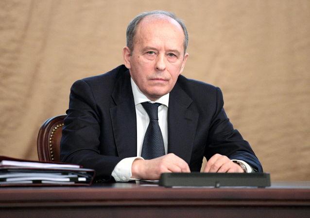 俄羅斯聯邦安全局局長博爾特尼科夫