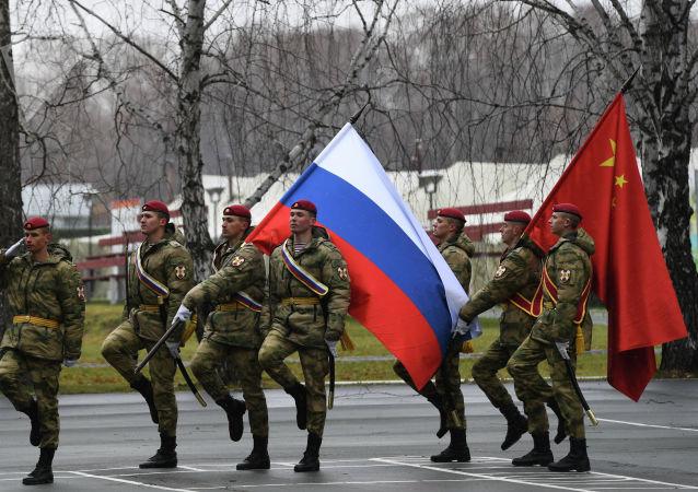軍事專家:中俄聯合演習地域正在拓展 演習內容只會越來越豐富