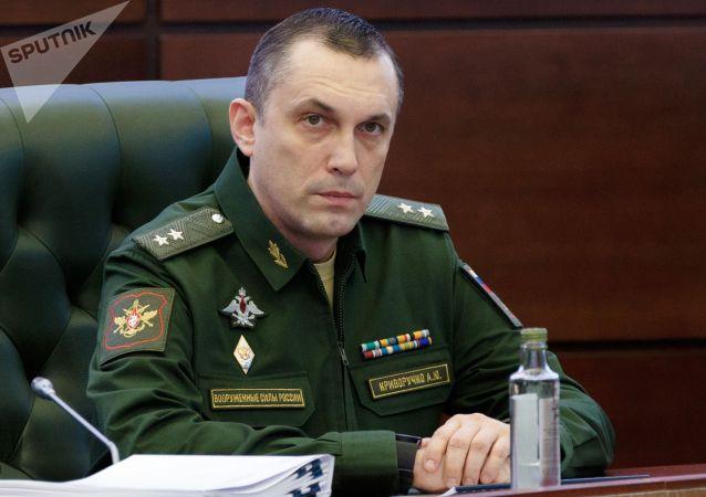 俄副防長克里沃魯奇科