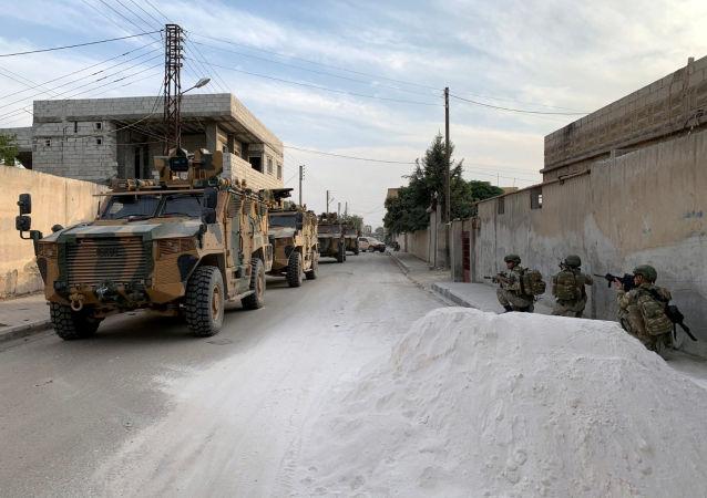 埃爾多安:安卡拉有意在敘利亞北部的安全區內建立12個觀察站