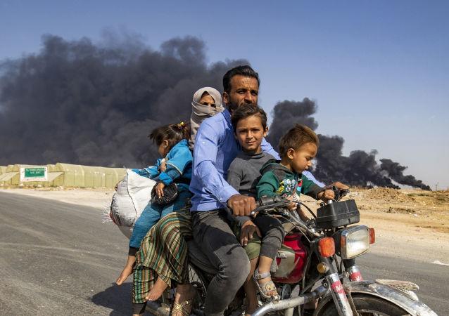 敘利亞 難民