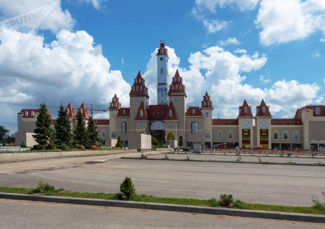 莫斯科「夢想島」公園