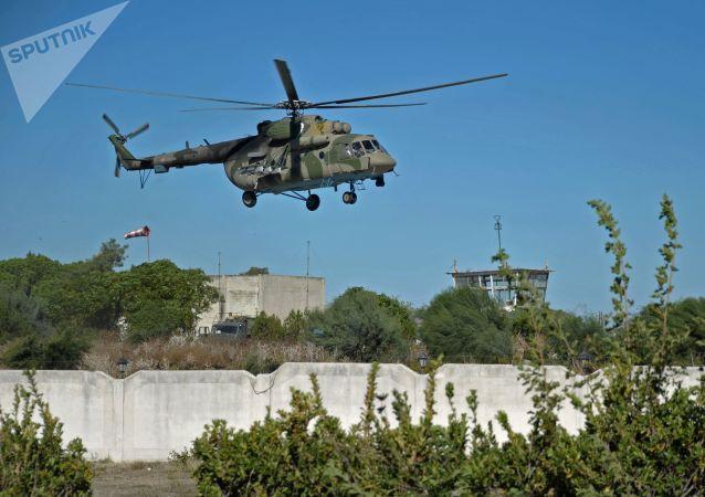 俄駐敘利亞海軍和空天軍部隊舉行聯合演練