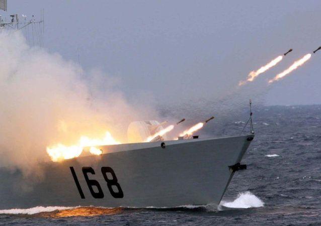 中俄軍事合作進入新水平