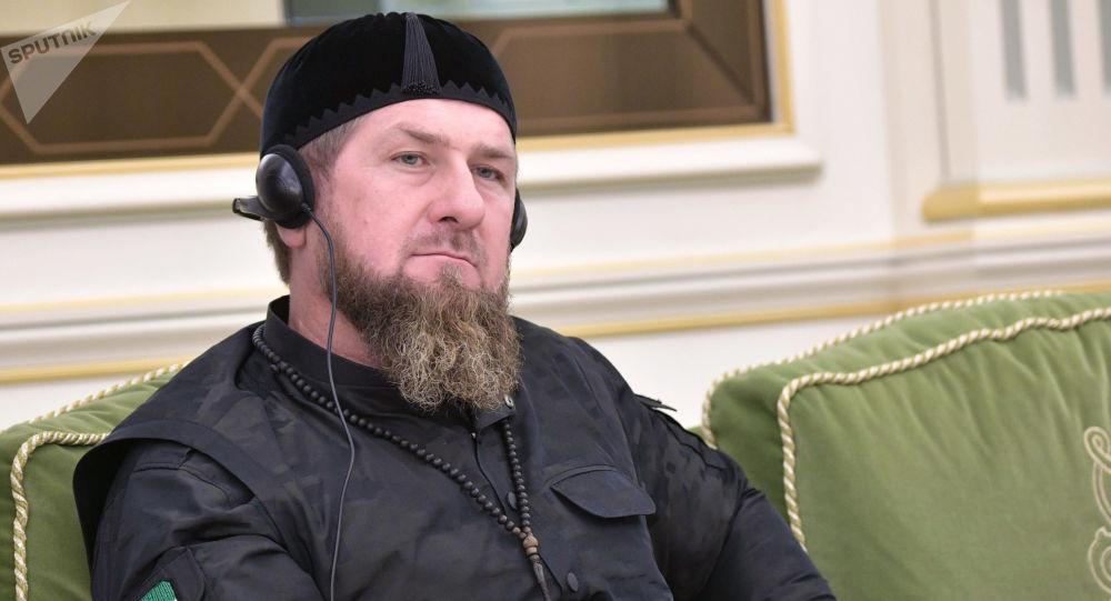 車臣共和國領導人卡德羅夫
