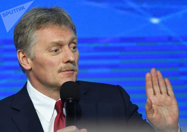 克宮:俄方尚未收到美軍消滅巴格達迪的官方確認