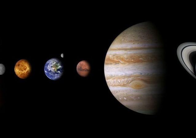 天文學家發現太陽系最大的撞擊坑